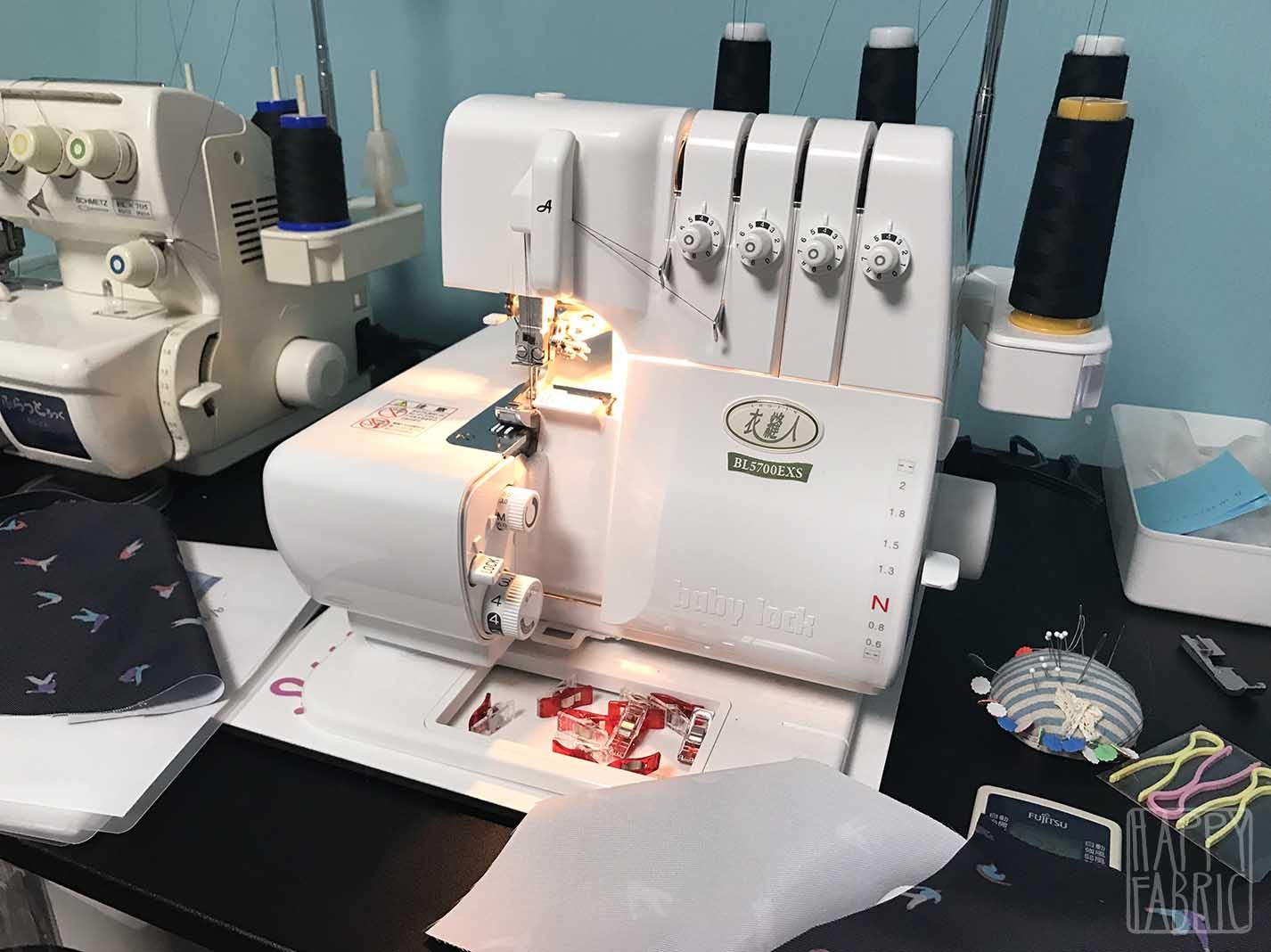 06 ロックミシンで縫う