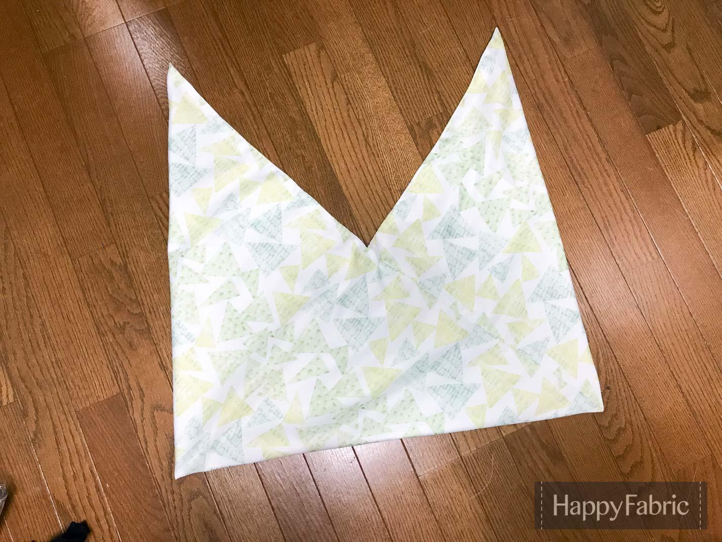 あずま袋の作り方 21