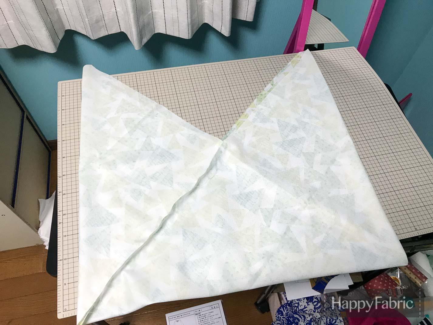 あずま袋の作り方 13