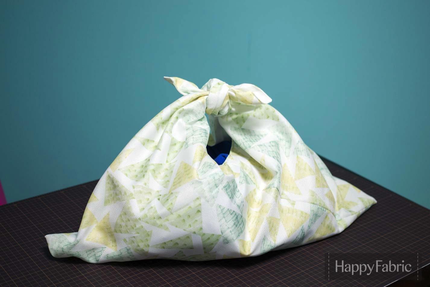 あずま袋の作り方 24