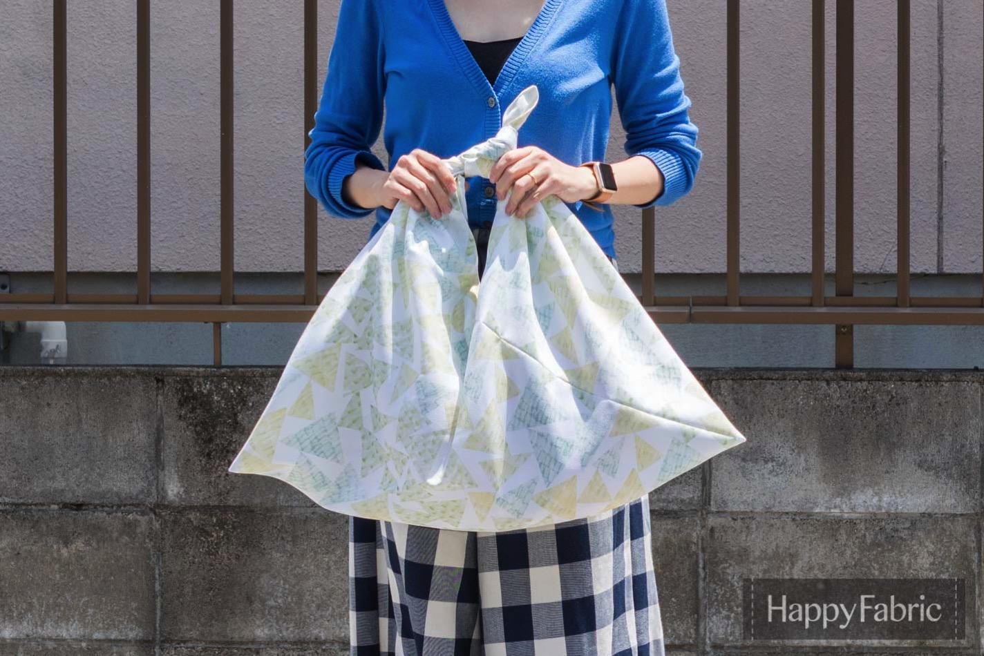 あずま袋の作り方 2
